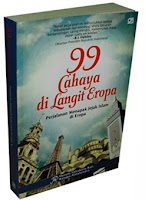 Review Novel 99 Cahaya Langit Eropa