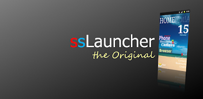 Download ssLauncher the Original v1.8.1 Apk