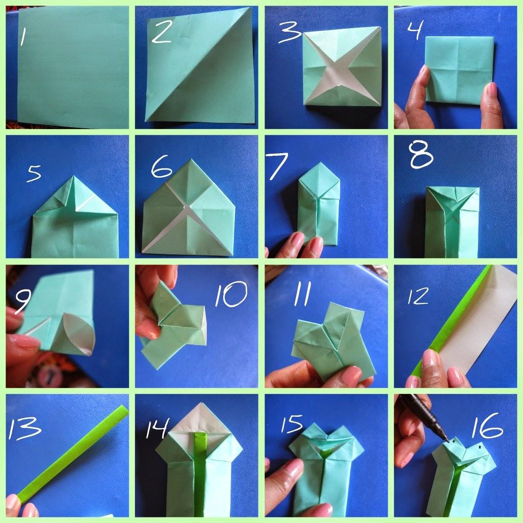 how do you make origami