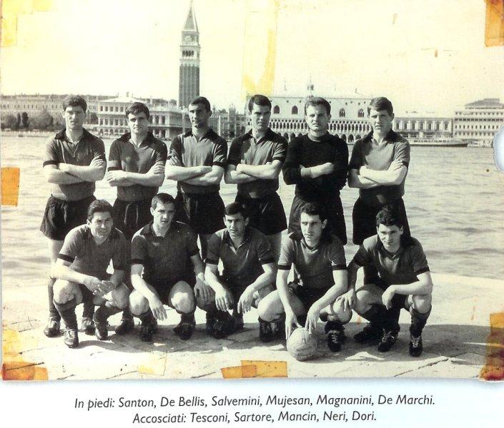 VENEZIA SERIE B 1963-64