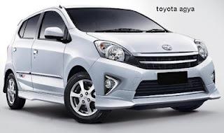 Harga dan Spesifikasi Mobil TOYOTA Agya