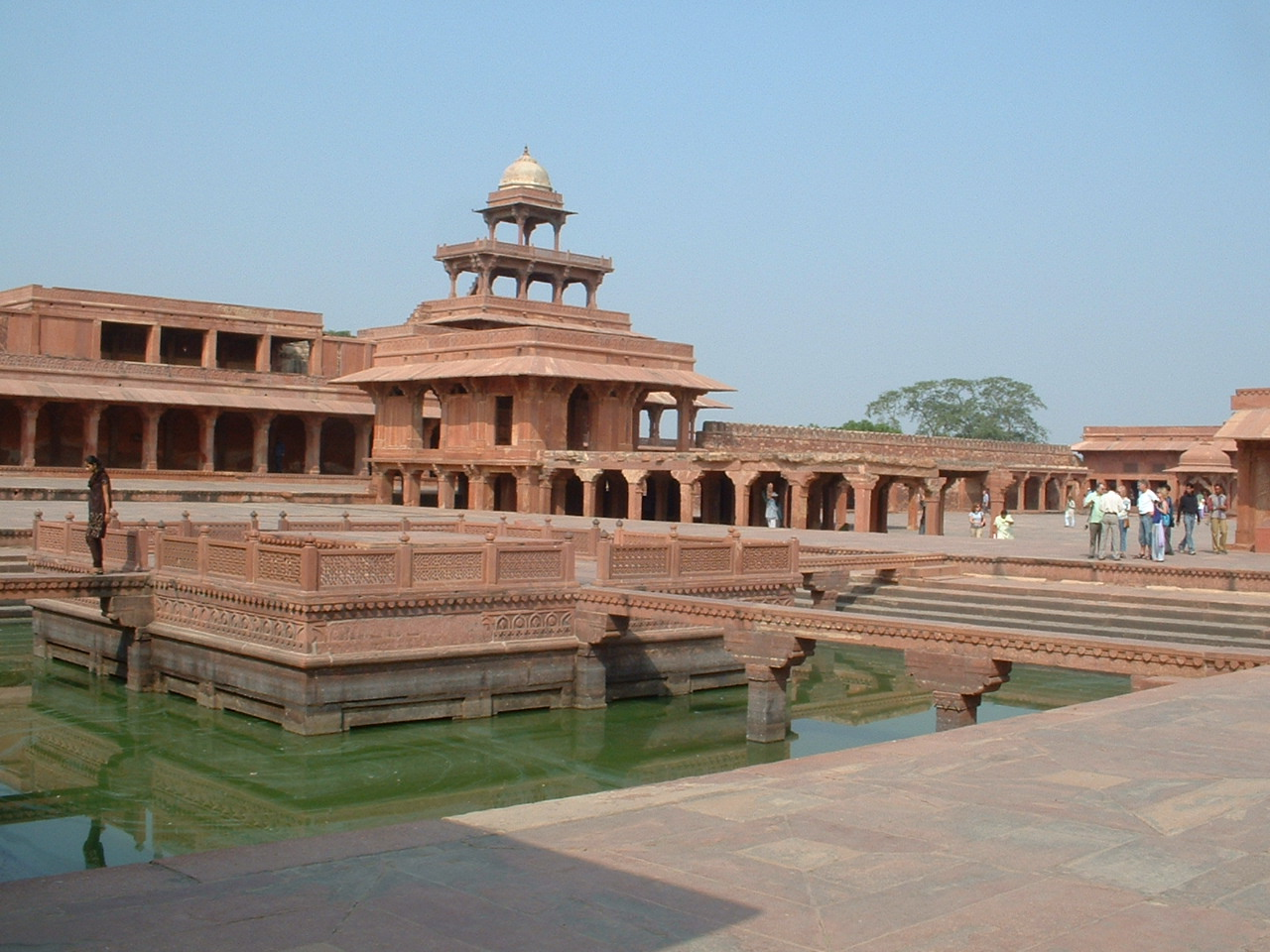 Fatehpur Sikri India  city photo : HISTORY OF FATEHPUR SIKRI ~ HISTORY OF INDIA