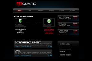 BTGuard website
