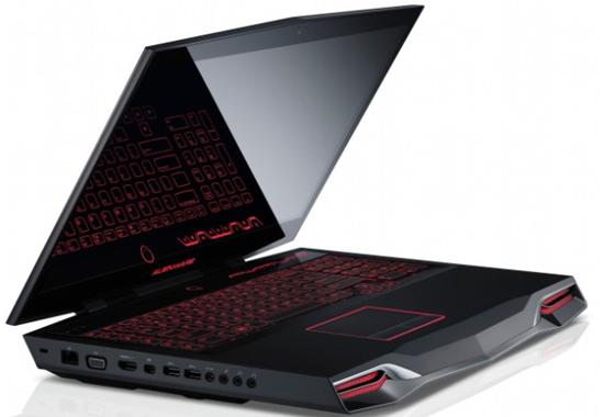 Spesifikasi Laptop Gamers Alienware M17x R4