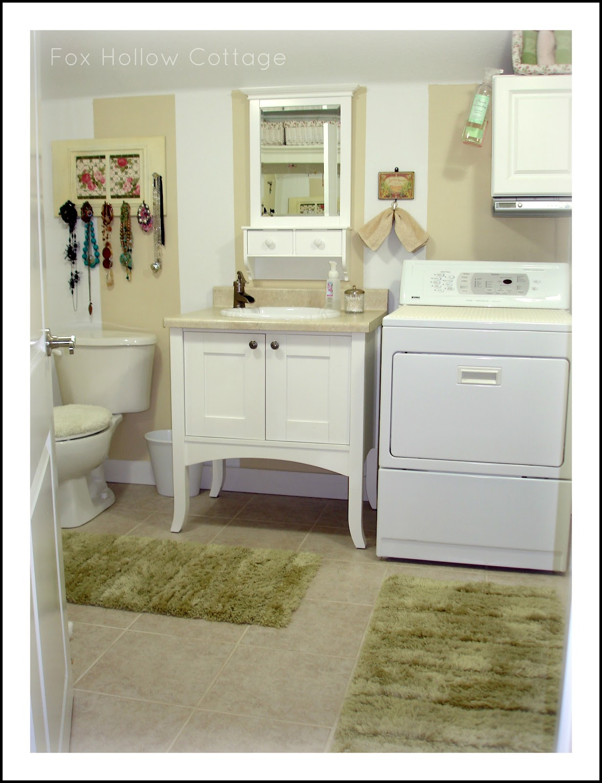 a bathroom story the zingy refresher fox hollow cottage a bathroom story the zingy refresher