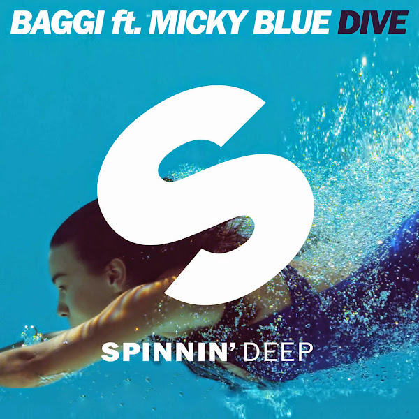 Baggi Begovic - Dive (feat. Micky Blue) - Single  Cover
