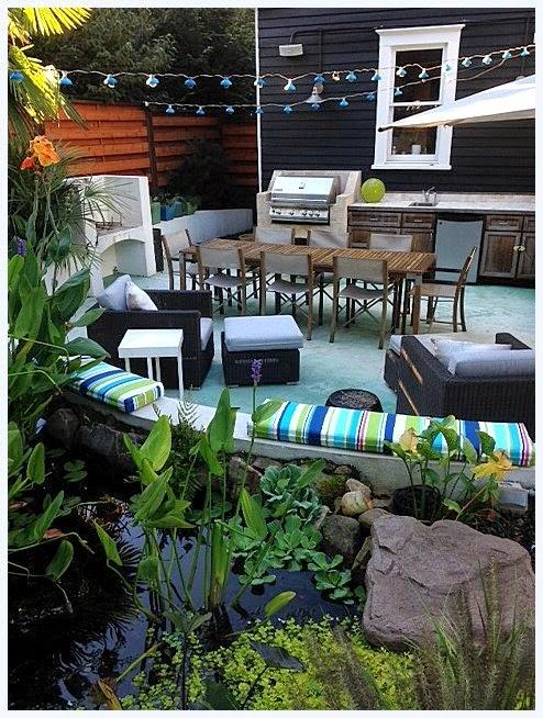 Vivid Hue Home Atlanta Grant Park Home Tour Exotic Outdoor Oasis