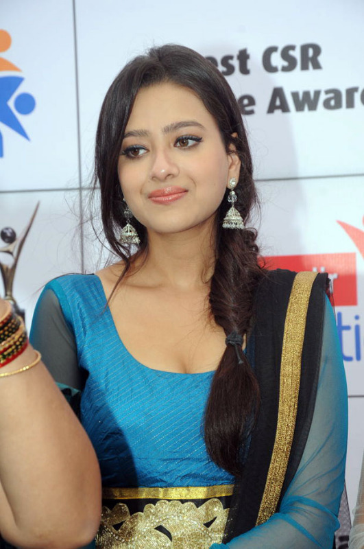 Madalsa sharma in Blue Suit - Madalsa sharma in Blue Suit - Hot Pics