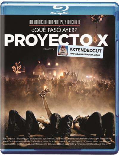 Proyecto X 1080p HD Latino