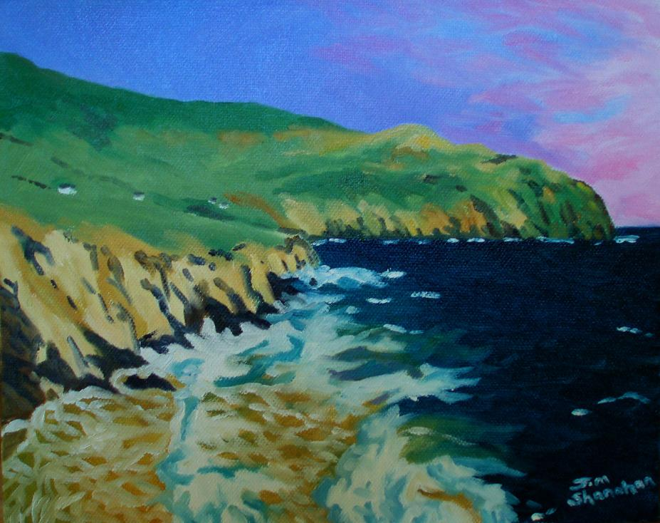 landscape and figurative art painting blog irish art for