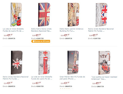 fundas iphone british baratas