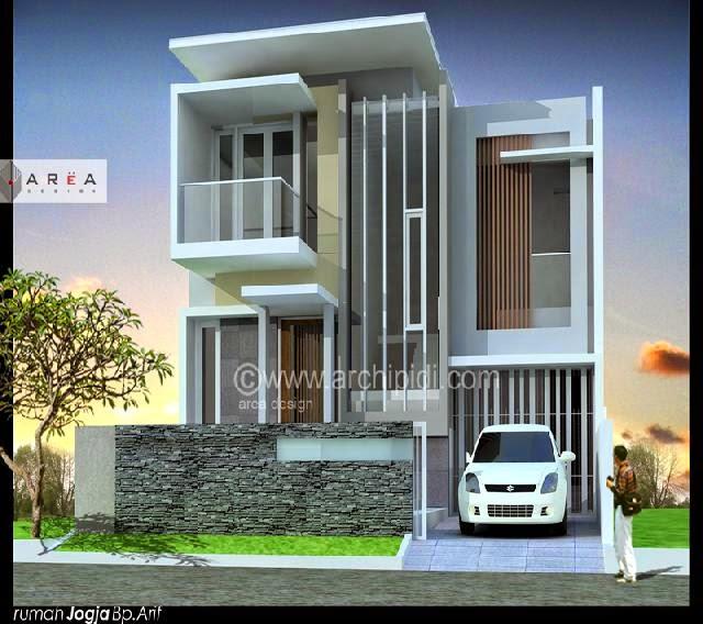 Desain rumah minimalis modern design rumah minimalis for Design minimalis modern