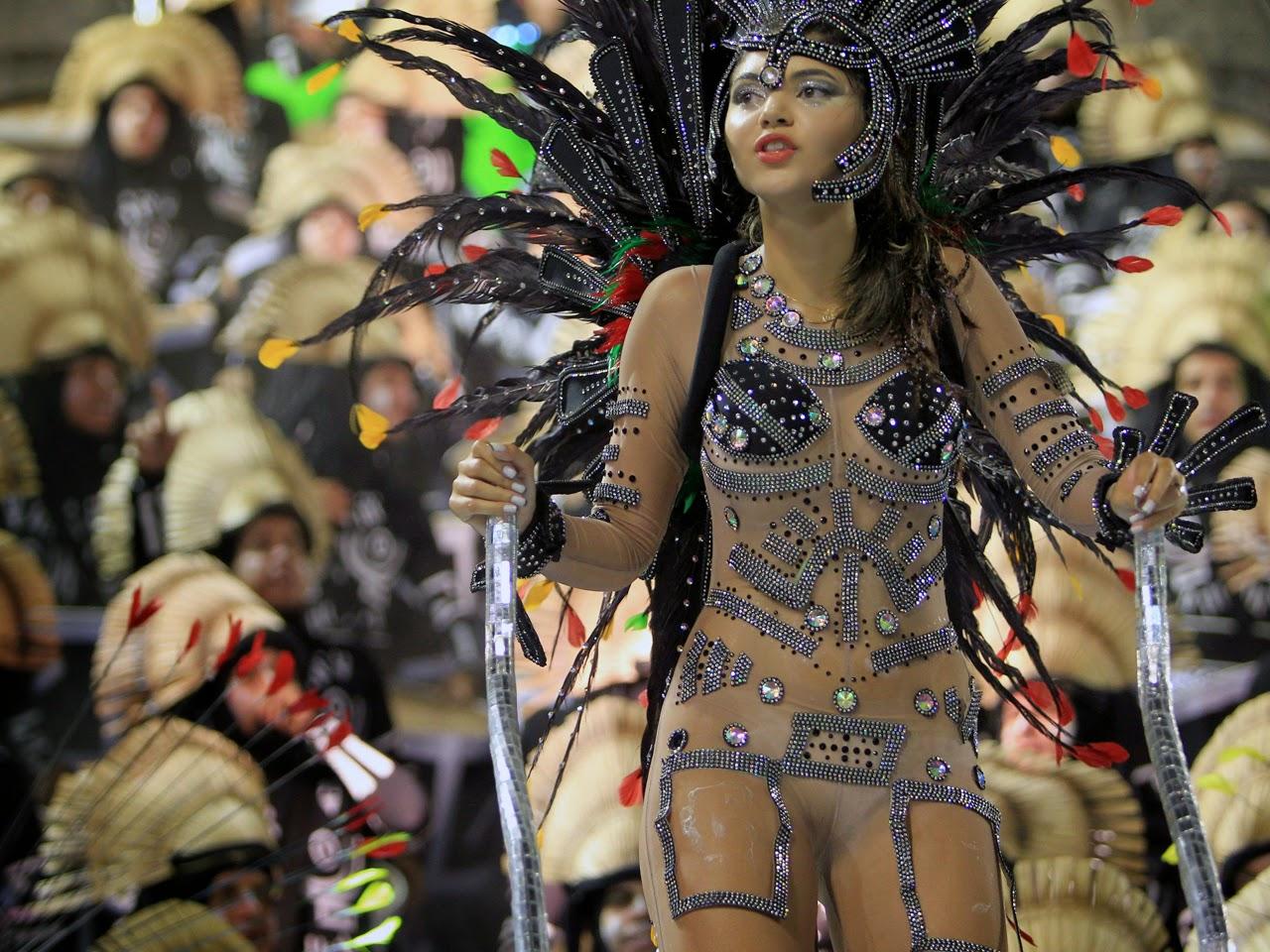 Carnival in Rio de Janeiro 2012