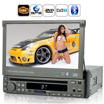Car DVD Player: outline of the functions for every car DVD player