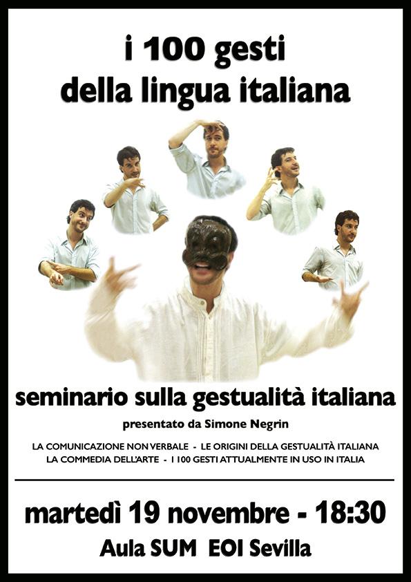 I 100 GESTI DELLA LINGUA ITALIANA