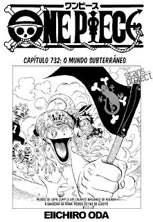 One Piece 732 Português Mangá leitura online