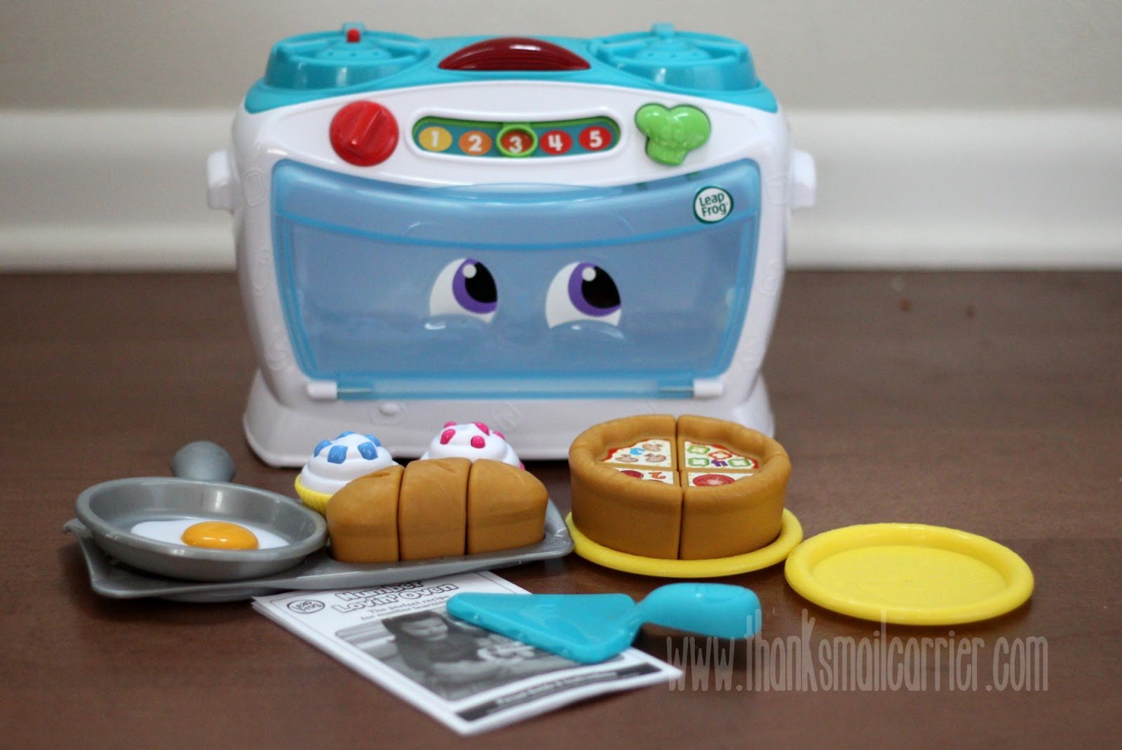 LeapFrog Number Lovin' Oven review