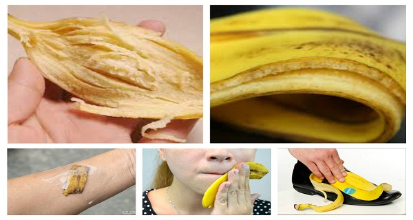 Why Do You Throw The Banana Peel? You Cannot Even Imagine How Healthy It Is