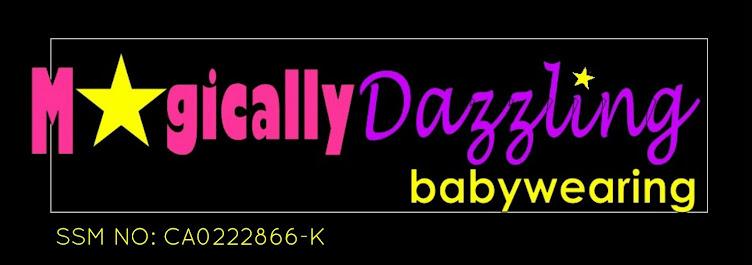 Magically Dazzling Babywearing