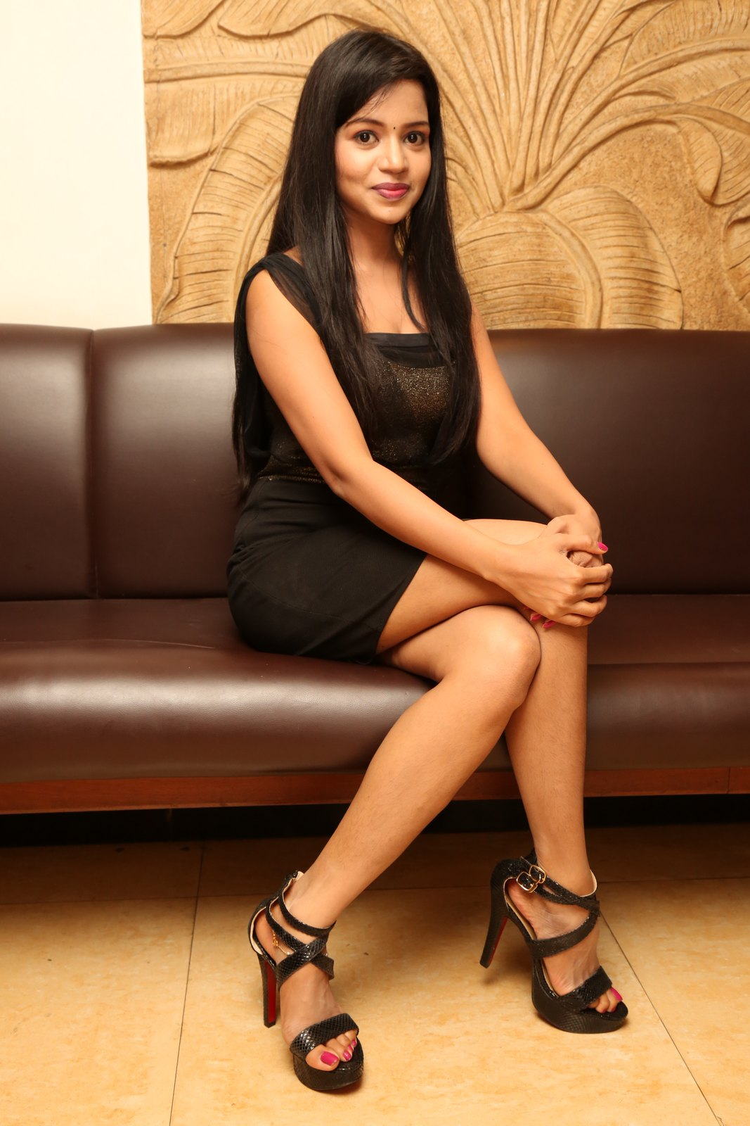 Bhavya sri New glam photo shoot-HQ-Photo-6