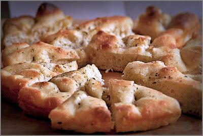 Bisquick's Rosemary & Garlic Focaccias