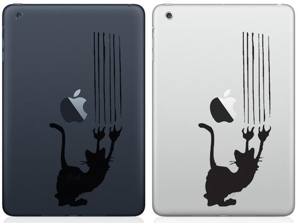 Wild Cat iPad Mini Decals