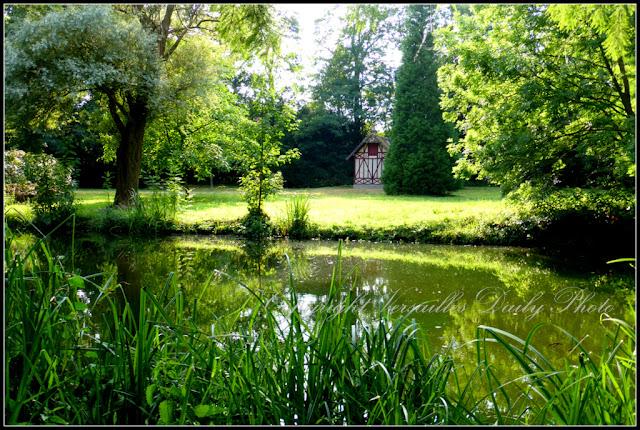 Parc du Cénacle Versailles