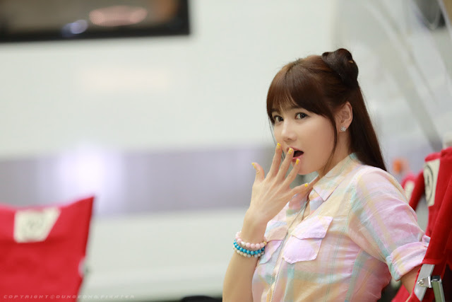 4 Han Ga Eun - KAS 2013 - very cute asian girl - girlcute4u.blogspot.com