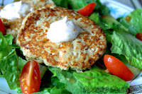 http://foodiefelisha.blogspot.com/2013/03/tuna-cakes-w-greek-yogurt-chipotle-sauce.html