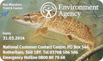 Don't Forget To Renew Your Rod Licence!