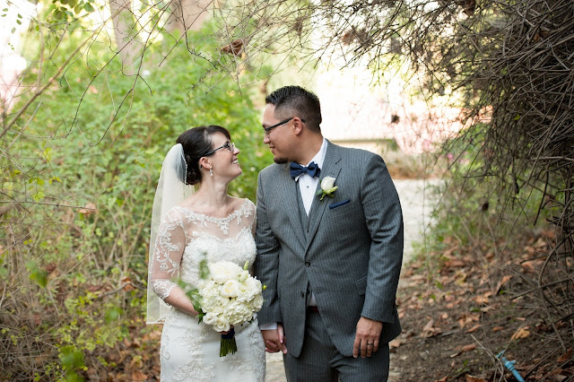 Our Kellogg House Wedding was perfect and we loved taking our wedding portraits around the venue under the shade of 100 year old trees and down beautiful stone walkways. The Kellogg House is truly a beautiful California wedding venue.