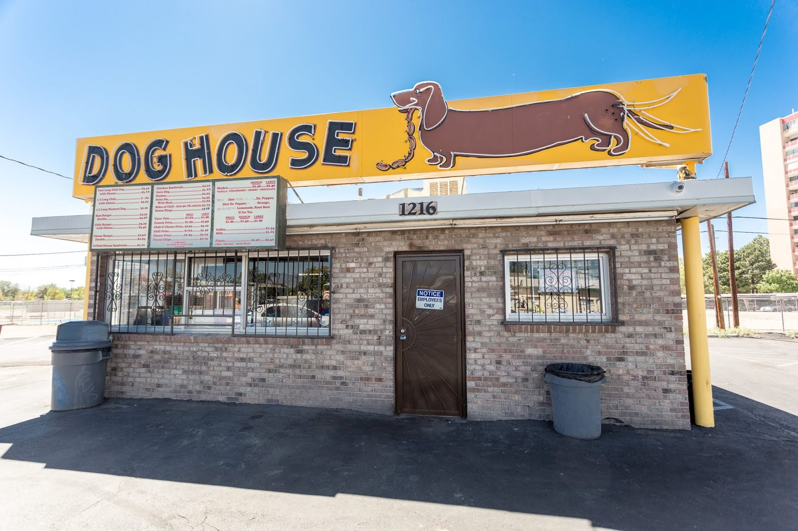20 things to do in albuquerque finding the universe for Dog house albuquerque