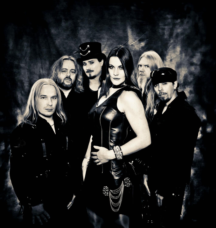 Heavy metal ftw floor jansen stays in nightwish for Floor nightwish