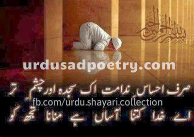 Sirf Ehsaas-e-Nidaamat Ek