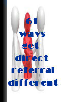 how to get direct referrals