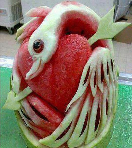 Funny Fruits Wallpapers