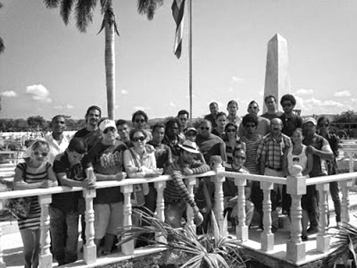Delegados a la VII Jornada Literaria Orígenes