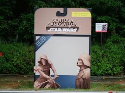 Sentosa Sandsation Star Wars edition 2019