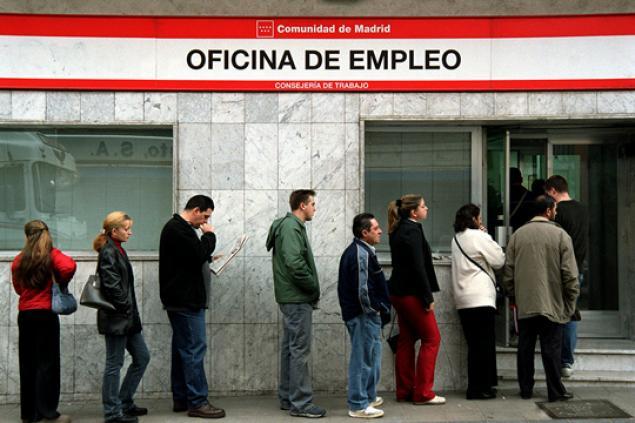 desempleo en España