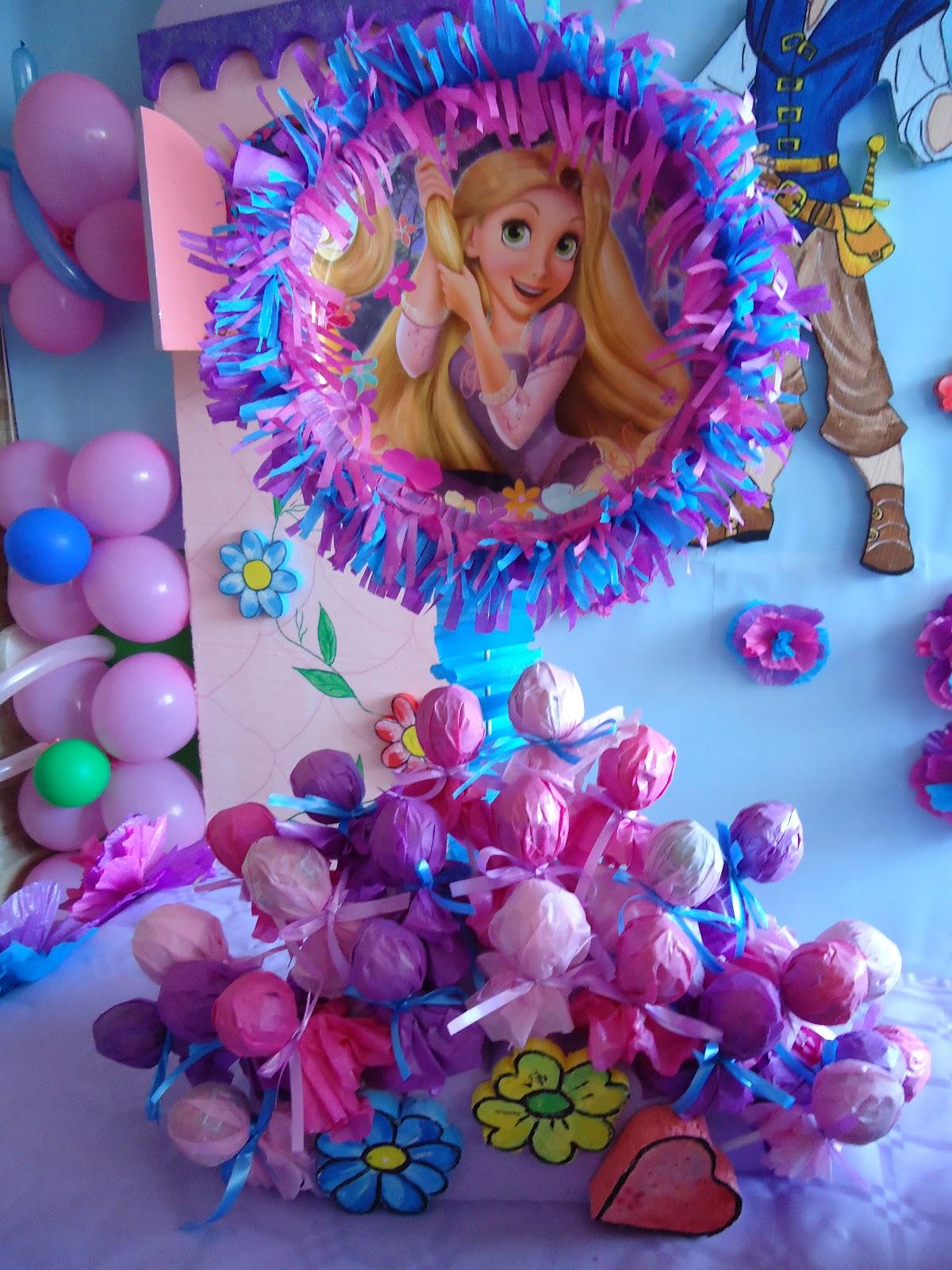 Decoracion Rapunzel Disney ~ Decoraciones De Rapunzel Cake Ideas and Designs