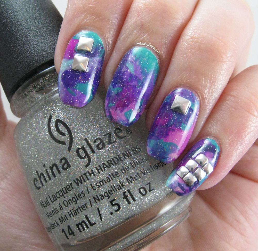 Nerdy for Nails: December 2015