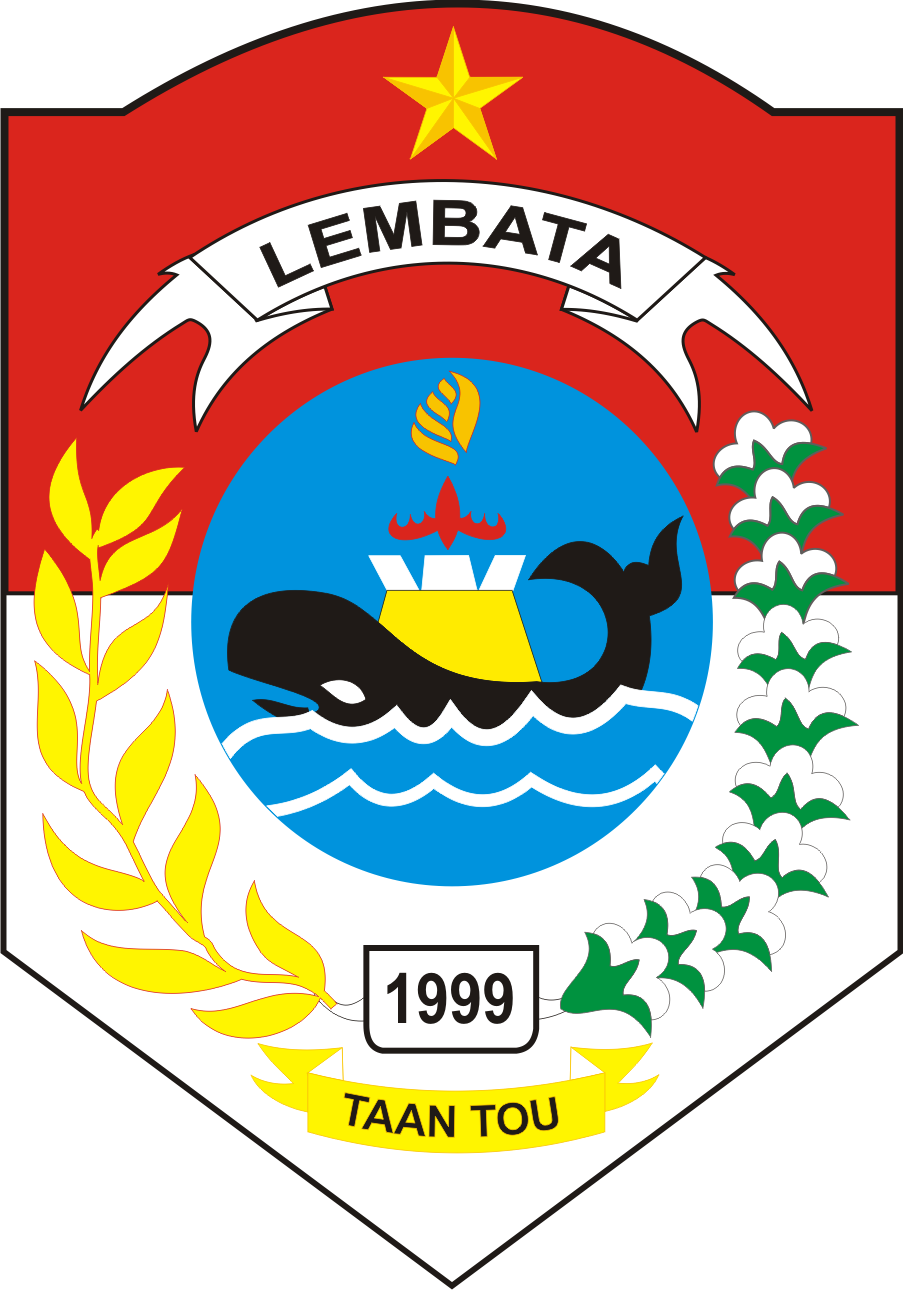 Logo Kabupaten Lembata Logo Lambang Indonesia