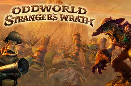 Oddworld Stranger's Wrath Android APK