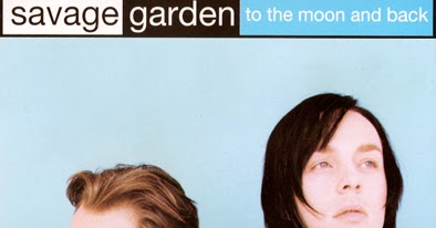 Romantic moments songs savage garden to the moon and back 1996 for Savage garden to the moon back