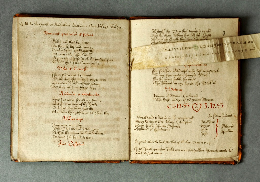 chethams library book of spells