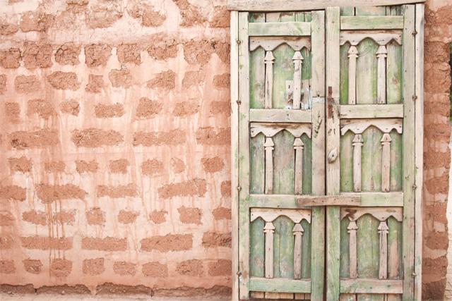 Portes marocaines Hotel Beldi Marrakech