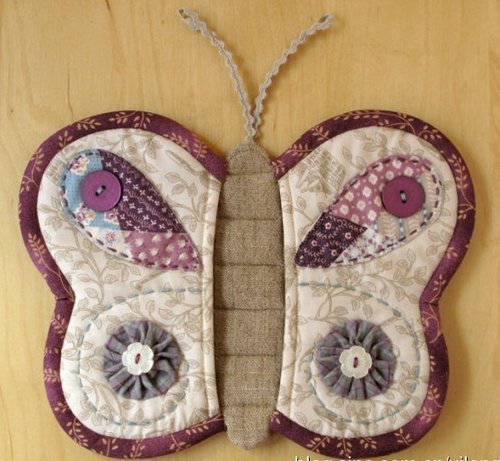 Creazioni con stoffa accessori per la casa - Accessori per la casa ...