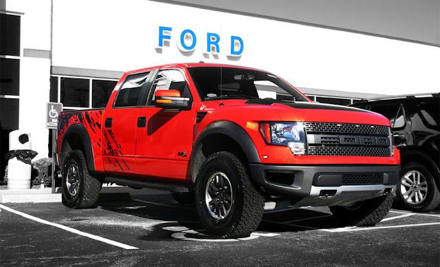 フォード・Fシリーズ 12代目(2009年~現行)