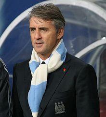 Manchester City Pecat Roberto Mancini