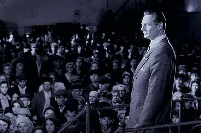 an analysis of oskar schindlers transformation in the movie schindlers list Schindler's list (1993) quotes showing all 75 items itzhak stern: it's hebrew, it's from the talmud it says, whoever saves one life, saves the world entire.